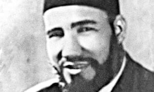Hassan al-Banna, founder of the Muslim Brotherhood