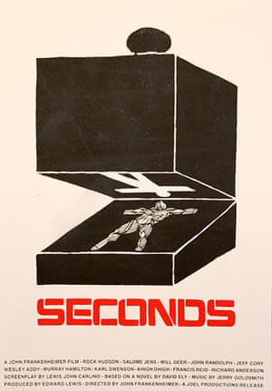 Saul Bass: Seconds poster