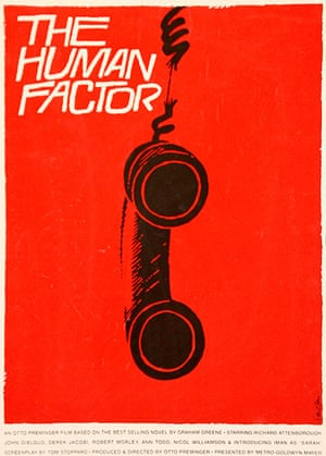 Saul Bass: The Human Factor poster