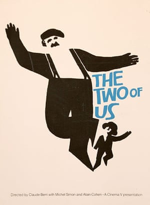 Saul Bass: The Two Of Us poster