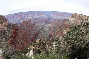Grand Canyon: View of the Grand Canyon, Arizona
