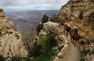 Grand Canyon: Grand Canyon N.P. Gets Stimulus Dollars To Re-Build Trails