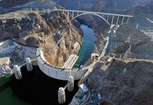 Grand Canyon: Hoover Dam Bypass Bridge Project Complete