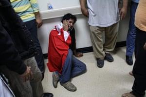 bahrain: anti-government protesters in bahrain