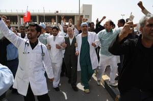 bahrain: Protesters In Bahrain