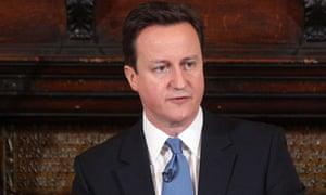 david cameron launches welfare bill