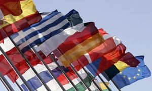 National flags of EU countries, 2005