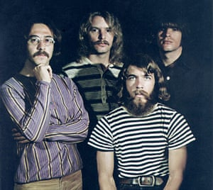 10 Best: Creedence Clearwater Revival