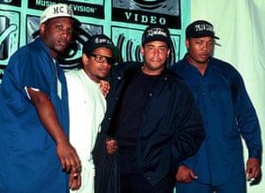 10 Best: NWA at MTV awards in 1991