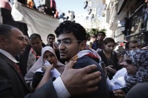 egypt: Egyptian Google executive Wael Ghonim