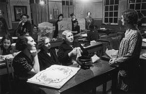 Wigan 1939: Evening Class