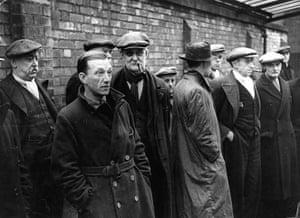 Wigan 1939: Unemployed Men