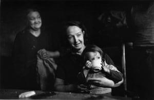 Wigan 1939: Poor Family