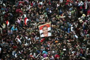 Day of Victory: Egyptians celebrate the Day of Victory