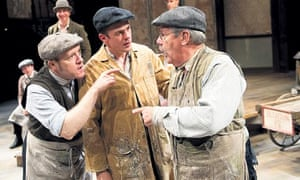 Minerva Theatre production of The Ragged Trousered Philanthropists