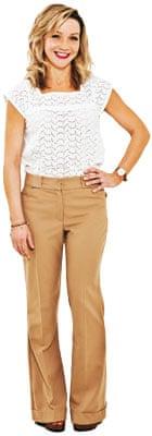 Jess Cartner Morley: wide trousers