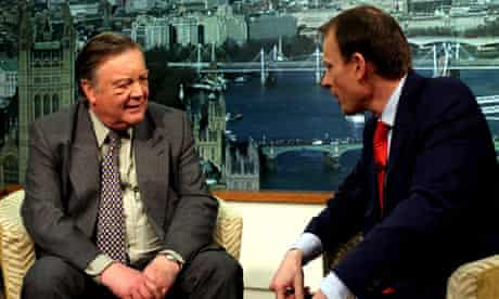 Kenneth Clarke on The Andrew Marr Show