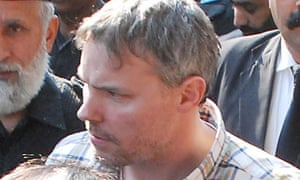 US national Raymond Davis, who is accused of killing two Pakistanis in Lahore