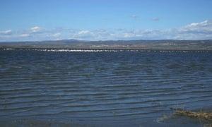 Lake Koroneia wet