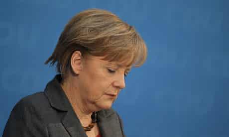 Angela Merkel, February 2011
