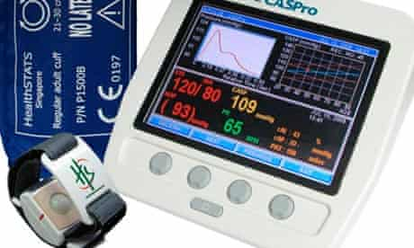 New blood pressure device