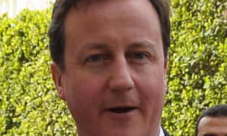David Cameron will speak to the Kuwait national assembly