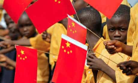 Africa China trade