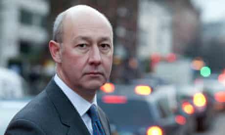 Simon Birkett, campaigner for cleaner air in London