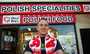 Polish community immigration UK