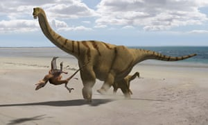 'Thunder thighs' dinosaur Brontomerus mcintoshi