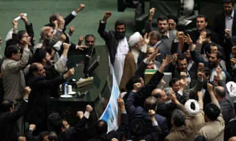 Iran MPs