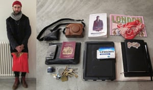 What's in your bag?: George MacPherson