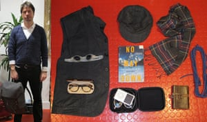 What's in your bag?: Oliver Spencer