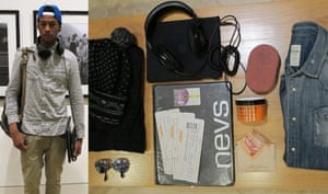 What's in your bag?: Ty Ogunkoya