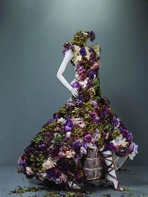 Alexander McQueen: Dress, Sarabande, spring/summer 2007