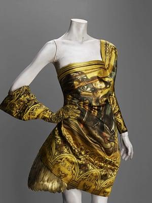 Alexander McQueen: Dress, autumn/winter 2010-11
