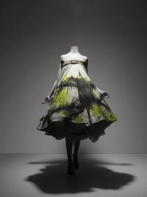 Alexander McQueen: Dress, No. 13, spring/summer 1999