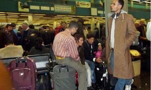 Libyan airport