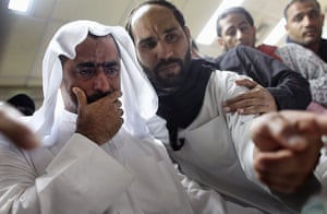 from the agencies: Bahrain protests