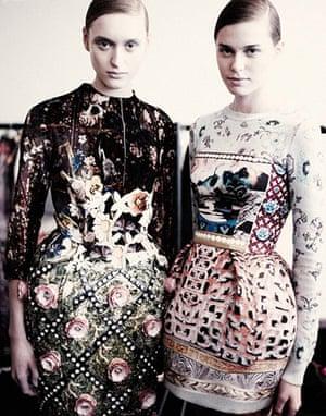 Top 10 LFW: Mary Katrantzou designs