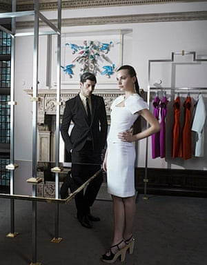 Top 10 LFW: Roland Mouret Boutique