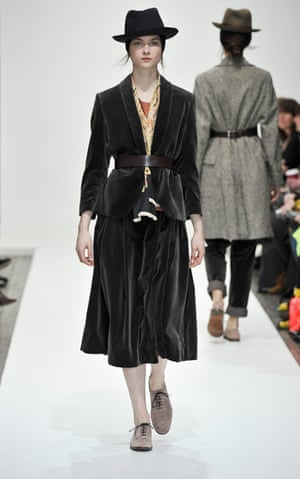 Top 10 LFW: Margaret Howell A/W 2011