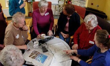 Older Women's Housing Group