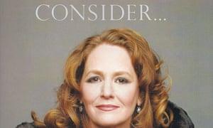 A detail from Melissa Leo's Oscar ad.