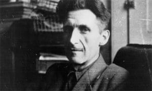 George Orwell, 1945