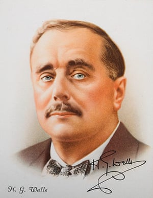 10 best: classics: H. G. Wells