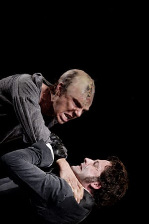 frankenstein: FRANKENSTEIN, National Theatre 2011, directed by Danny Boyle