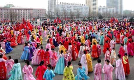 N. Korea celebrates its leader's birthday