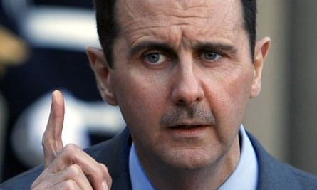 The security apparatus of Syria's president, Bashar al-Assad, has been cracking down on protests