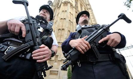 Stop & Search Terror Arrests Figures Released